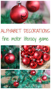 alphabet tree decorations literacy play the imagination tree