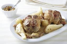 recettes de cuisine anciennes recette de paupiette de dinde à la moutarde à l ancienne facile et