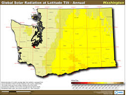 State Of Washington Map by Wind Power Vs Solar Power Sunergy Systems