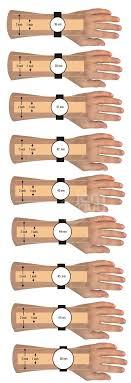 Jam Tangan Casio Diameter Kecil tips untuk memilih jam tangan yang sesuai ukuran tangan newwatches