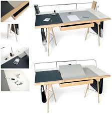 working desk homework table lets you customize your work desk looks awesome