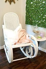 rocking chair nursery nursery rocking chair slipcover glider