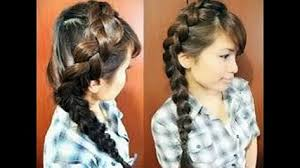 step bu step coil hairstyles easy hairstyles for curly hair step by step video dailymotion