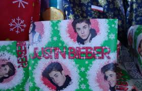 justin bieber wrapping paper justin bieber christmas wrapping paper new year info 2019