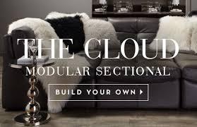 Cloud Sectional Sofa Cloud Modular Sectional