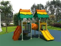 Backyard Playground Slides Triyae Com U003d Backyard Playground Accessories Various Design