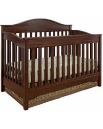 Cribs 3 In 1 Convertible Get The Deal Eddie Bauer Langley 3 In 1 Convertible Crib Brown