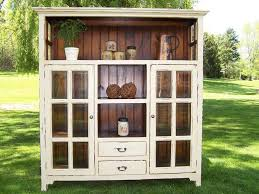 rustic wood display cabinet furniture awesome rustic dining room furniture with distressed