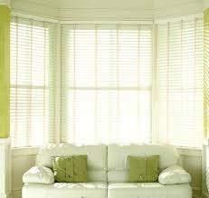 window blinds venetian blinds for bay windows alder white 2
