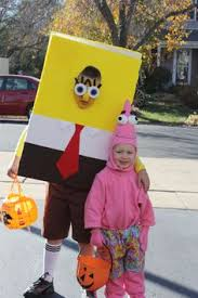 Spongebob Squarepants Halloween Costume Coolest Homemade Spongebob Costume Ideas Halloween Spongebob