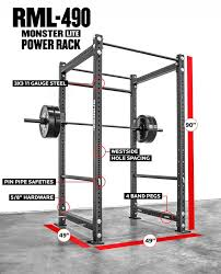 Bench For Power Rack 13 Best Power Rack Dimensions Images On Pinterest Power Rack