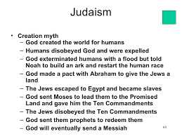 Origin Resume Download Judaism U2022 Creation Myth U2013 God