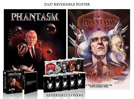 phantasm 6 disc collection out today with tons of new bonus