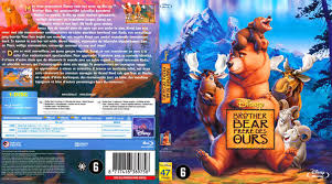 brother bear double feature 2006 dvd front cover id116151 covers