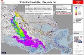 Louisiana On Map by Emergency Louisiana Gov