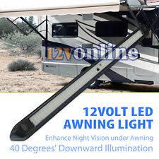 Solar Rv Awning Lights Rv Led Exterior Light Ebay