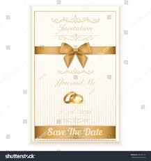 Shadi Invitation Cards Wedding Invitation Cards Ribbon Stock Vector 296181716 Shutterstock
