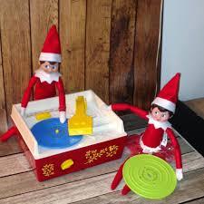 creative elf on the shelf ideas building our story