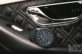 bentley kerala limited edition breitling watch celebrates arrival of all new
