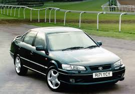 toyota camry uk camry sport uk spec mcv21 1997 2001 pictures