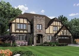 tudor style house colors house design plans