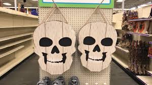 2017 halloween 6 22 2017 halloween merchandise sighting at home store youtube