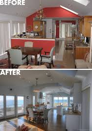 a must see cape cod waterfront kitchen renovation boston design open kitchen makeover deborah paine a cape cod design build