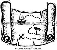 treasure map clipart treasure map clipart vector graphics 2 679 treasure map eps clip