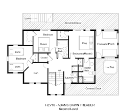 Houseplans With Pictures Soundside Vacation Rental Adams Dawn Treader