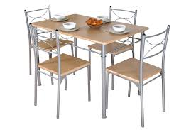 table et 4 chaises pas cher table salle a manger 140 cm
