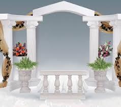 Wedding Arches In Church Floor Standing Wedding Candelabra Av Party Rental