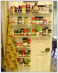 Spice Rack Pantry Door Pantry Door Spice Rack Organizer Home Design Ideas