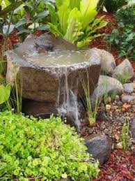 Rock Water Features For The Garden Bubbling Rock Water Features Pinterest Rock Water Features