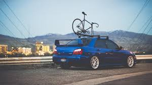 subaru stanced what do you think about an stanced sti i actually prefer it