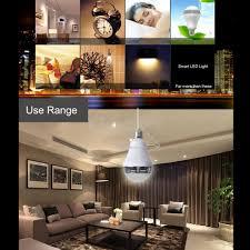 Living Room Bluetooth Speakers Ts D03 Smart Wireless Bluetooth Speaker Led Lamp White