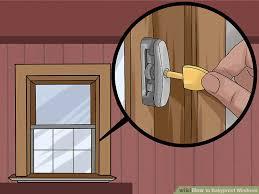 4 ways to babyproof windows wikihow