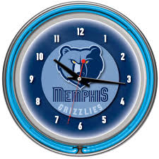 trademark 14 in united states navy neon wall clock mil1400 usn
