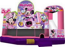 5 u0026 1 combo minnie mouse