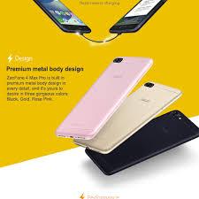 Zenfone 4 Max New Sealed Unlocked Asus Zenfone 4 Max Pro Zc554kl Black Gold