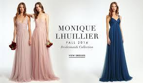 lhuillier bridesmaid dresses fashion news bridesmaid dresses inside weddings