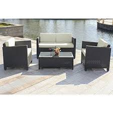 Outdoor Patio Furniture Sets by 25 Best Rattan Outdoor Furniture Ideas On Pinterest Outdoor