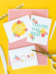 Diy Mother S Day Card by Printable Mother U0027s Day Cards Sarah Hearts
