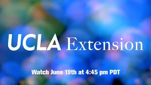 2015 ucla extension certificate graduation youtube