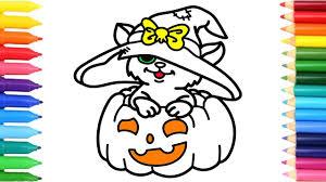 children u0027s coloring books large transparent halloween pumpkin