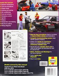 toyota hilux 4x4 automotive repair manual 2005 2015 amazon co uk