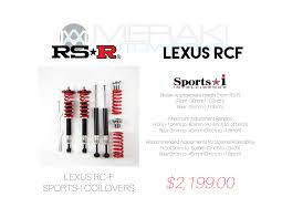new lexus rcf for sale sale master suspension thread rcf clublexus lexus forum