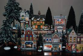 decorating with department 56 is