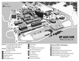 Ut Campus Map Uthsc College Of Medicine Olsen Only Link Students Ever Need