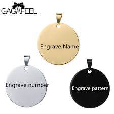 Mens Engraved Necklaces Mens Engraved Necklaces The Necklace
