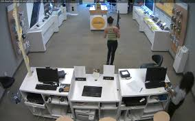 mazda store woman packing giant rifle robs sprint store story wjzy